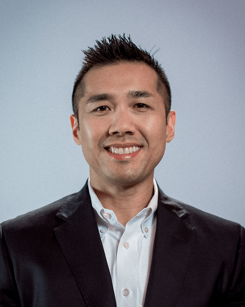 Huy Tran, Vice President, People & Talent Development - Leadership Team