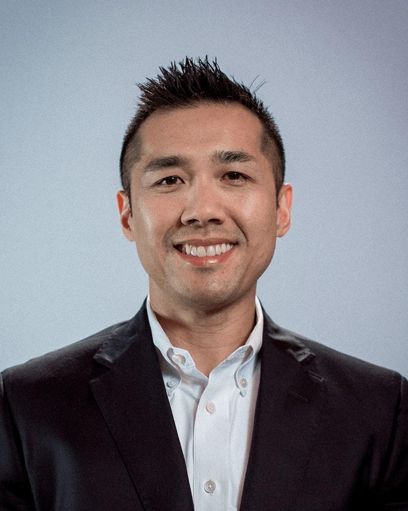 Huy Tran, Vice President, People & Talent Development - Leadership Team