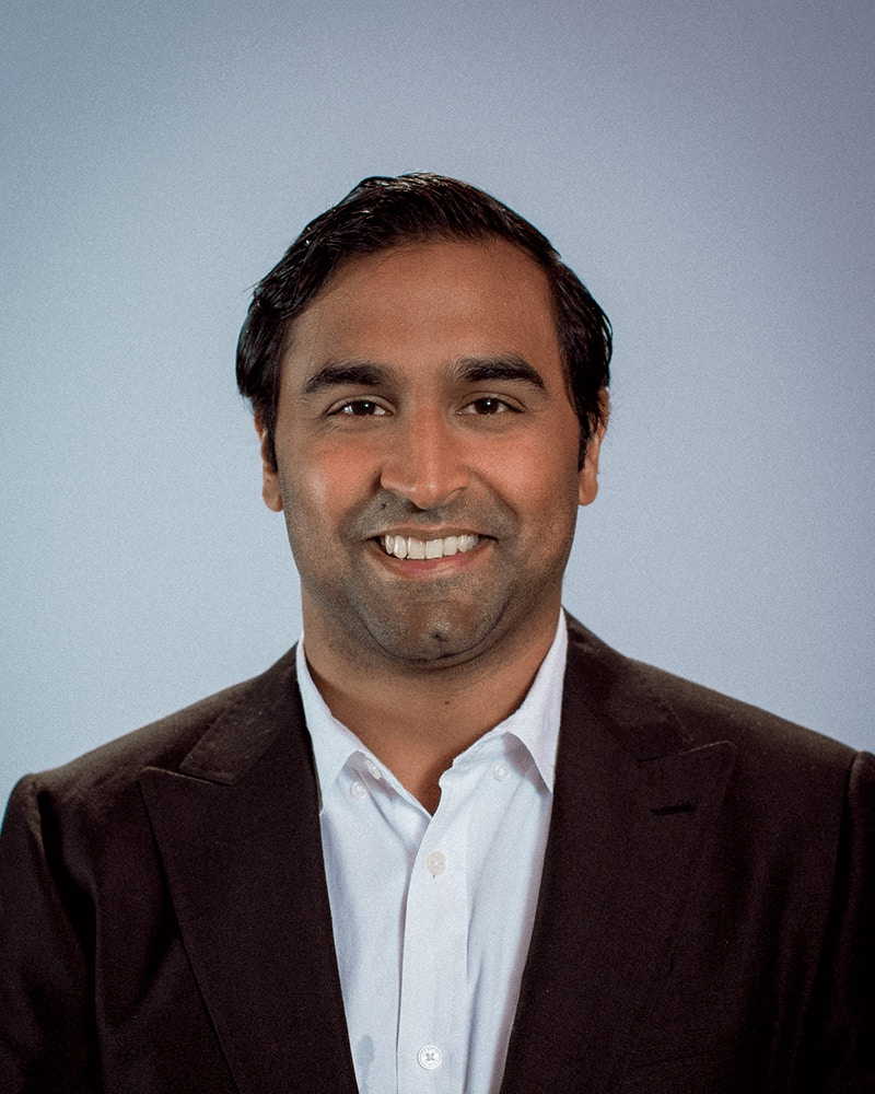 Robin Shah, Founding Member, Founding Member & Chief Commercial Officer - Leadership Team